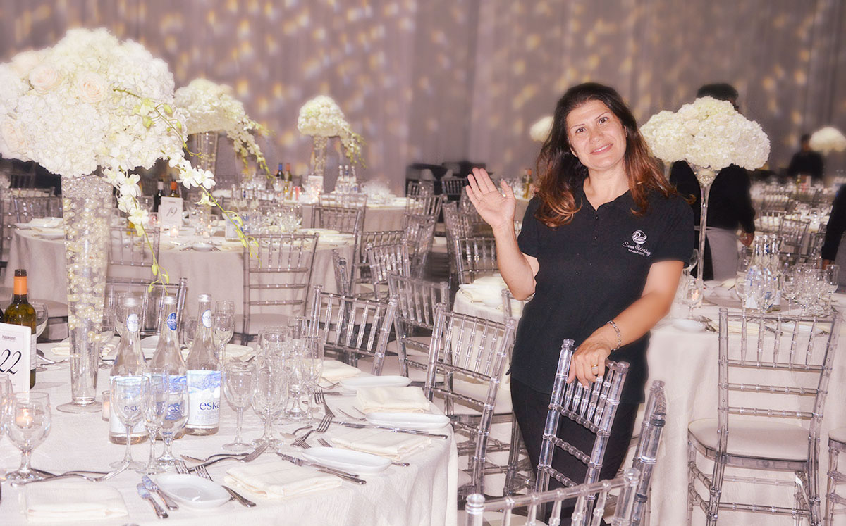 About Eva and Swan Wedding & Event Decor